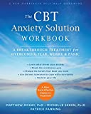 Best Anxiety Medications - The CBT Anxiety Solution Workbook: A Breakthrough Treatment Review
