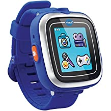 "VTech Kidizoom - SmartWatch infantil (128 MB, pantalla de 1.44"", resolution:128 x 128 pixeles), color azul - versión francesa"