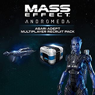 Mass Effect Andromeda - Multiplayer Recruit Pack 1: Asari Adept DLC | PC Download - Origin Code (B079RTYLCT) | Amazon price tracker / tracking, Amazon price history charts, Amazon price watches, Amazon price drop alerts
