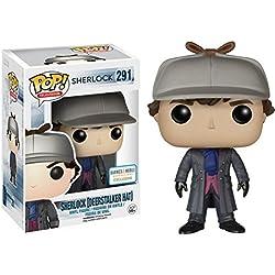 Funko 023914Pop Television: Sherlock Holmes con Deers Talker Tiene 291Vinilo Figure