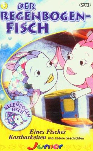 Der Regenbogenfisch - Eines Fisches Kostbarkeiten und andere Geschichten