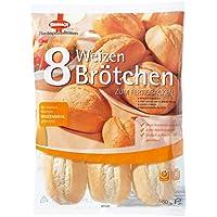 Sinnack - Weizen Brötchen Aufbackbrötchen - 8St/560g