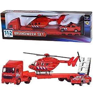 Van der Meulen 0301095 vehículo de Juguete - Vehículos de Juguete (Rojo, 3 año(s), Niño, China, 34 cm, 65 cm)