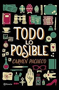 Todo lo posible par Carmen Pacheco