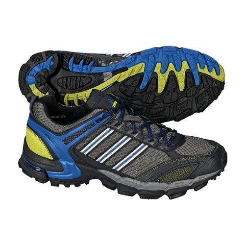 Adidas Supernova Riot 2 All Terrain Schuhe Laufschuhe Trail Wandern Grau