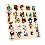 Formen Sie digitales kognitives Spielzeug des Kognitionsbrett Alphabet hölzernen Puzzlespiels YunYoud kinderspielzeug billige spielzeuge kinderspielsachen günstig