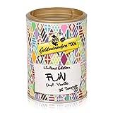 Goldmännchen Tee PUROMA Fun / Chai Vanille, Teebeutel, Tee Pads, 25 Puroma-Beutel, 9226