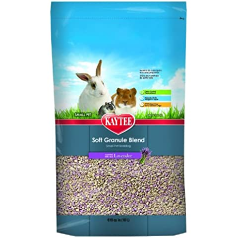 Kaytee Soft - sorbent Litter - Lavender 10l 6cs - 10 Litri Small Animal Bedding