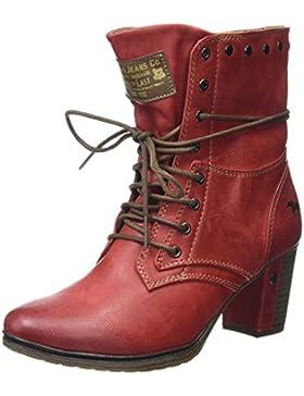 Mustang Damen 1199-505 Kurzschaft Stiefel