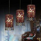 Ali Lampslampadari in cristallo di Boemia esotico stile mediterraneo retrò lampadario