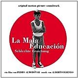 La mauvaise éducation : B.O.F. = La mala educacion / Alberto Iglesias, comp. | Iglesias, Alberto. Compositeur