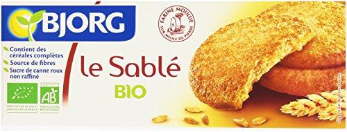 Bjorg Le Sablé Céréales Complètes Bio 130 g