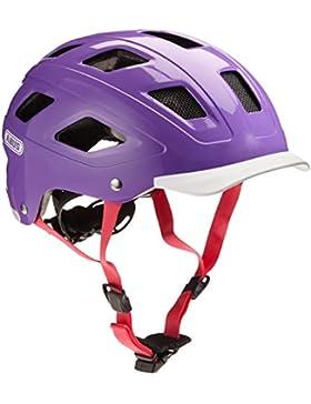 Abus HYBAN_brilliant_purple_M - Hyban viola casco colorato formato brillantezza m