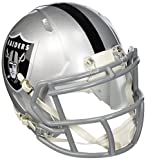 NFL Riddell Football Speed Mini Helm Oakland Raiders
