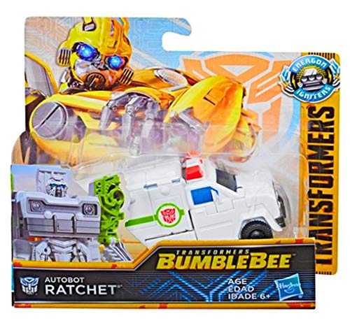 Transformers: Bumblebee - Energon Igniters Power Series - Ratchet Autobot Action Figure