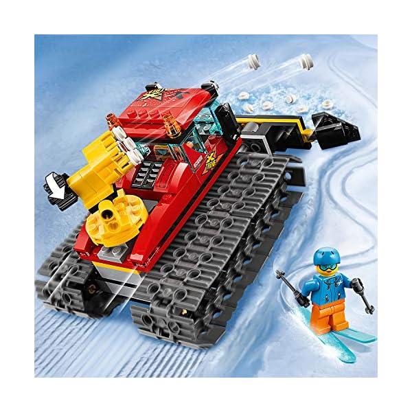 LEGO City - Gatto delle nevi, 60222 5 spesavip
