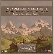 Edition Vol.2-String Symphonies & Concertos
