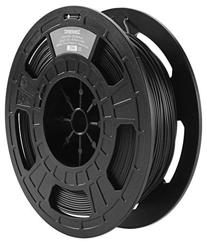 Dremel 2615DF45JB Filament pour Imprimante 3D en Eco-ABS, Diamètre 1,75 mm, Noir