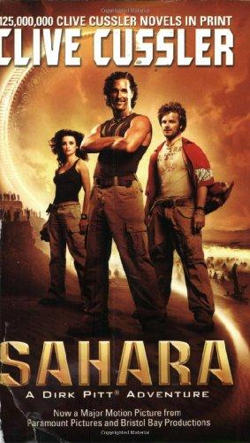 Book cover for Sahara