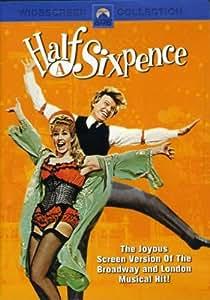 Half a Sixpence (Ws Sub Dol) [DVD] [Region 1] [US Import] [NTSC]