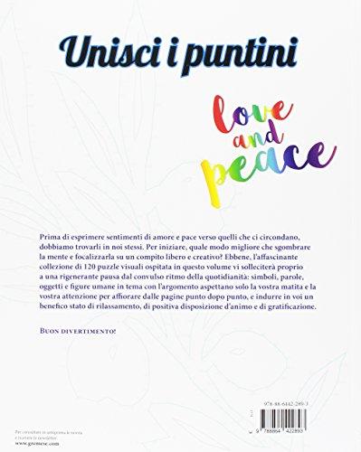 Zoom IMG-1 unisci i puntini love peace