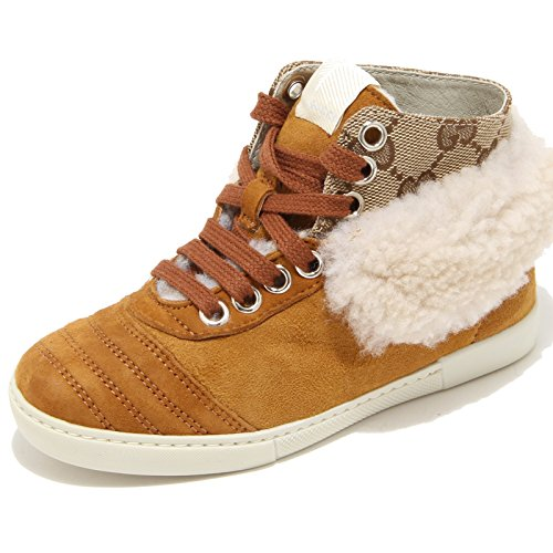 Gucci 82734 Stivaletto Scarpa Stivale Bimbo Boots Shoes Kids [21] (Für Von Gucci Baby Schuhe)