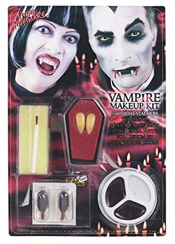 Gothic Vampir Halloween Make-Up Kit -