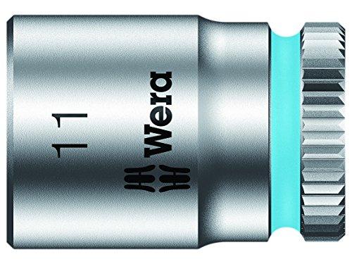 Preisvergleich Produktbild 8790 HMA Zyklop-Nuss 6,3 mm (1/4) 11 mm Wera 5003510001