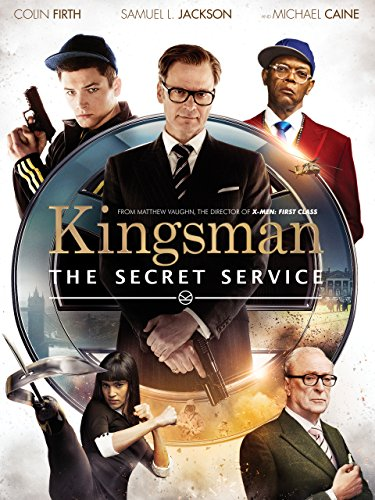 Kingsman: The Secret Service [dt./OV] (Messen Schuss)