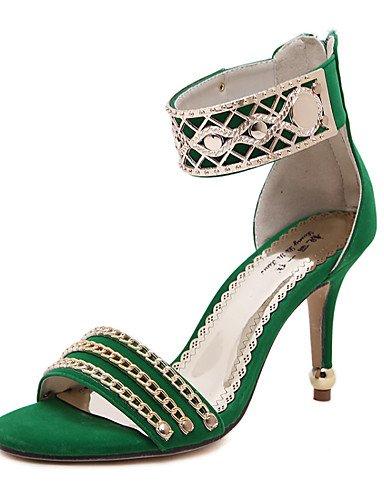 LFNLYX Scarpe Donna-Sandali / Scarpe col tacco / Stivali / Sneakers alla moda / Solette interne e accessori-Matrimonio / Formale / Casual / Red