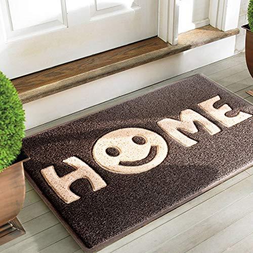 Alfombrilla Sweet Home de Mrs Sleep, para puerta de entrada, diseño d