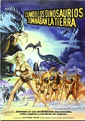 When Dinosaurs Ruled the Earth [ NON-USA FORMAT, PAL, Reg.0 Import - Spain ] by Victoria Vetri