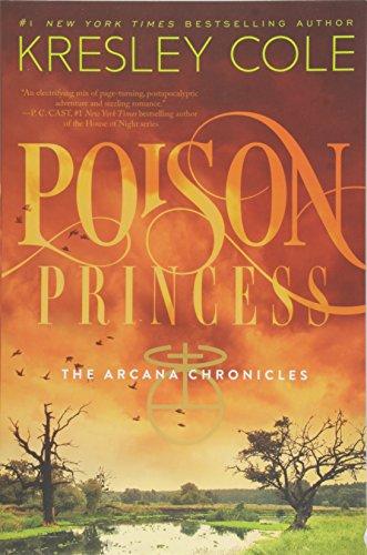 Poison Princess (The Arcana Chronicles, Band 1)