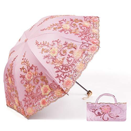 GZ San Valentín Boda Paraguas Parasol Novia Decoración