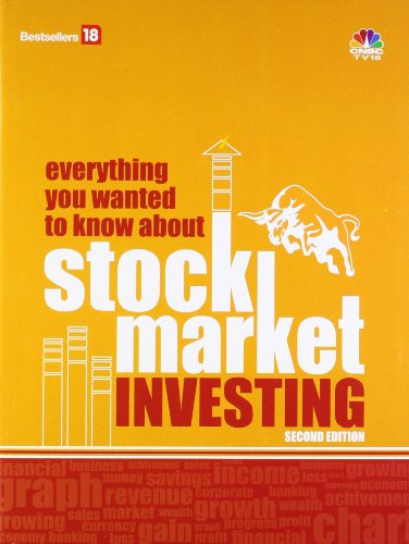 Stock market is like a maze. To invest in stocks one needs to have a thorough knowledge about the investments and different stocks. Everything you wanted to know about Stock Market Investing is a book that tells us in a very simple language ...