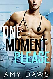 One Moment Please: A Surprise Pregnancy Standalone (Wait With Me Book 3) (English Edition)