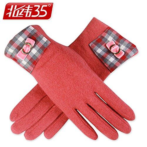 Wolle Winter Handschuhe weiblichen koreanischen Version der Herbst recht niedrig,...