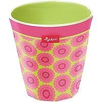 sigikid, Mädchen, Melamin-Trinkbecher, Florentine, Pink/Grün, 24828