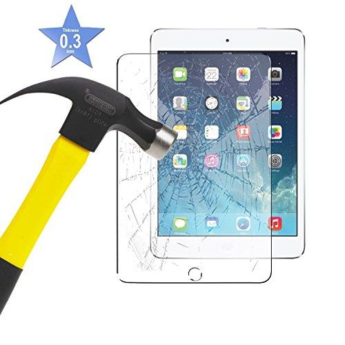 Wkae® APPLE iPad 2/3/4-tempered vetro pellicola proteggi schermo LCD e panno