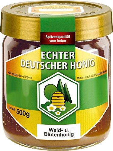 Bihophar, Bihophar Echter Deutscher Honig Wald/Blütenh.500g