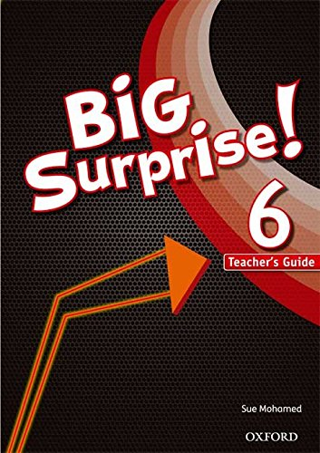 Big Surprise 6: Teacher's Guide