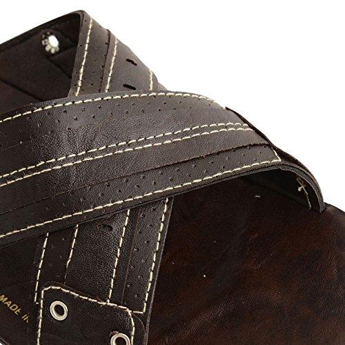 Footwear Sensation ,  Herren Slipper, Pantoletten Dale Brown
