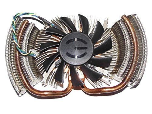SunnyStar Kühlkörper, Kupfer, 12V, 100W, hohe Leistung,-Heatpipe für Projektor-Lampe, -