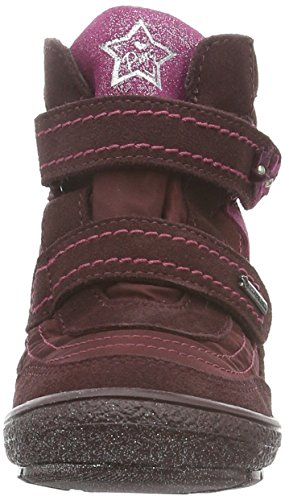 Primigi Giannie-E, Baskets Basses Fille Rouge - Rot (VINO/BORDO)