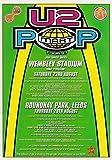 Generic U2 Wembley Stadium 22/23 August 1997 Popmart UK