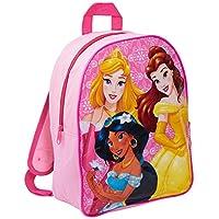 Disney Princess Side Pocket School Backpack Bag