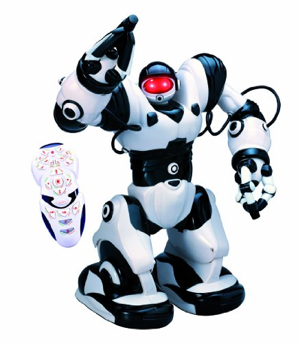 Wow-Wee-8081N-Robosapien-Robot-teledirigido