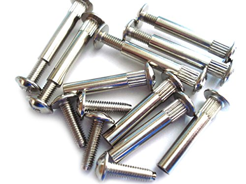 24Küche Anschluss Schrauben Schrauben M4bis für 5mm Löcher