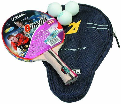 Set tennis tavolo Stiga Omega - Multicolore