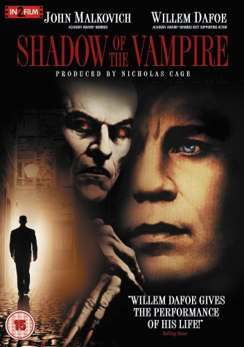 Shadow Of The Vampire [2000] [DVD] by John Malkovich